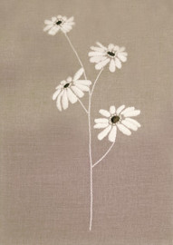 Daisies Embroidery Kit by Design Work