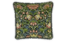 William Morris Bell flower Tapestry Kit By Bothy Threads
