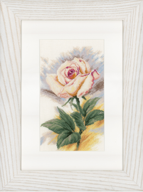 Counted Cross Stitch Kit: The Chosen One (Linen)