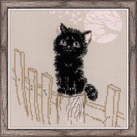 Dreamer Cross Stitch Kit by Riolis