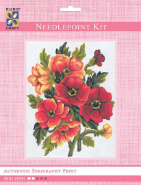 Anemones  Tapestry Kit By Grafitec