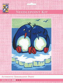 Penguin Buddies  Tapestry Kit By Grafitec