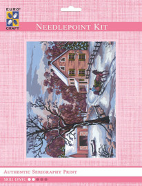 Winter  Tapestry Kit By Grafitec