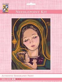 Madonna & Child II  Tapestry Kit By Grafitec