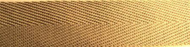 Gold Heavy Duty Webbing for Frames to hold projects by the Metre