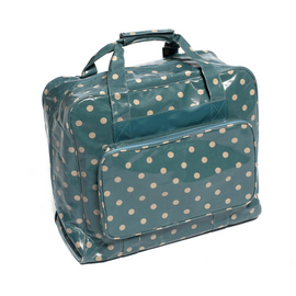 Sewing Machine Bag: Value: PVC: Blue Spot By Hobbycraft