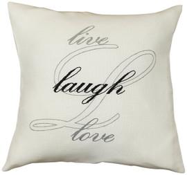 Anette Eriksson Live Laugh Love Premium Cushion Kit