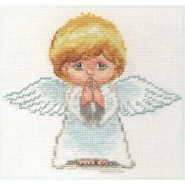 My Angel Cross Stitch Kit by Alisa
