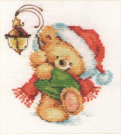 Towards the miracle Cross Stitch Kit by Alisa