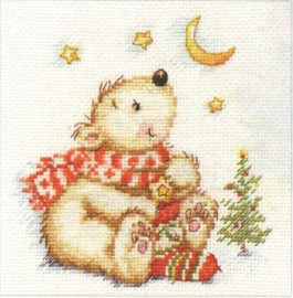 Let it be Cross Stitch Kit by Alisa