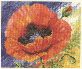 Kiss of Summer Cross Stitch Kit by Alisa