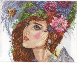 Birth of the spring Cross Stitch Kit by Alisa