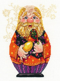 Grandpa Cross Stitch Kit by Alisa