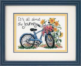 The Journey Cross Stitch Kit