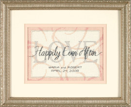 Happily Ever After Dimensions Cross Stitch Kit