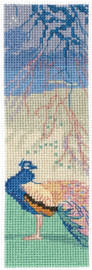 When The Winter Wanes Bookmark Cross Stitch Kit By DMC