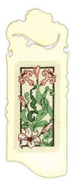 Graceful Lily Bookmark Cross Stitch Kit by Riolis