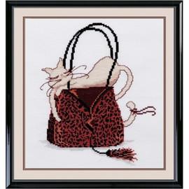 Beauty 4 Cross Stitch Kit by Oven