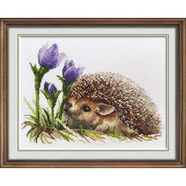 Spring Awakening Cross Stitch Kit by Oven