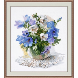 Azure Dream Cross Stitch kit by Oven