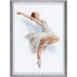 Flight Cross Stitch Kit by Oven