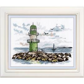 Lighthouse Cross Stitch Kit by Oven