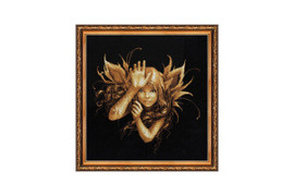 Fairy Cross Stitch Kit by Golden Fleece
