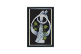 Matrimony Cross Stitch Kit by Golden Fleece