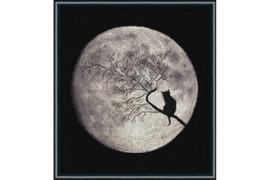 Moon Sonata Cross Stitch Kit by Golden Fleece