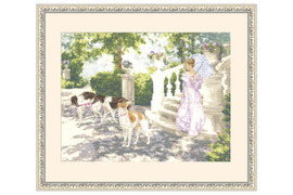 Sunny Day Cross Stitch Kit by Golden Fleece