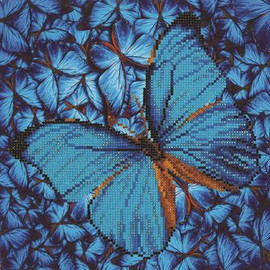 Flutter by Blue Craft Kit By Diamond Dotz