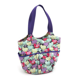 Spring Flowers Craft Bag  By Hobby Gift