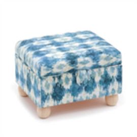 Ikat  XL Sewing Stool By Hobby Gift