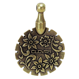 Thread Cutter: Pendant: Antique Gold By Clover