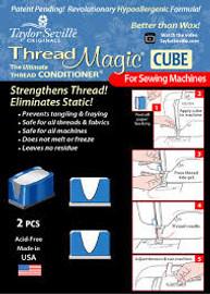 Thread Magic Square - Similar  to Thread Heaven