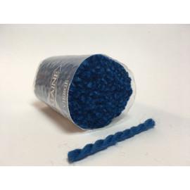 Pre Cut rug wool - Cobalt 79