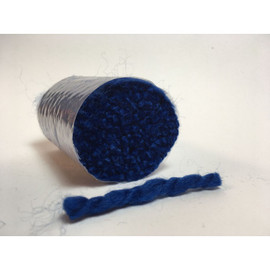 Pre cut rug wool - Royal Blue 86