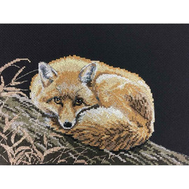 In the Den Cross Stitch Kit by Pollyanna Pickering