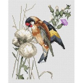 Rich pickings Cross Stitch Kit by Natural World