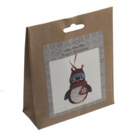 Christmas Felt Kit: Penguin