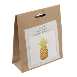 Felt Kit: Pineapple