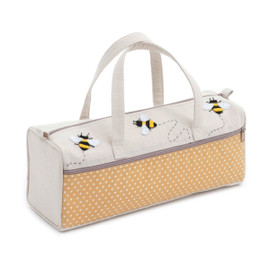 Bee Premium Novelty Collection: Appliqué  Knit Bag By Hobby Gift