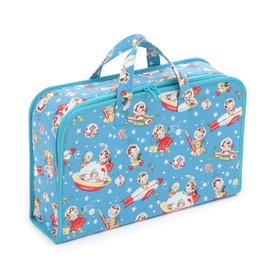 Retro Rocket Rascals  Project Case By Hobby Gift