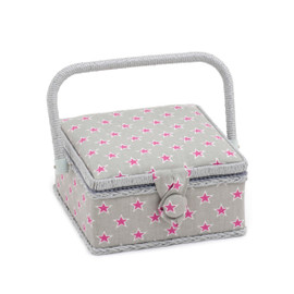 Stars and Stripes  Small Sewing Box By Hobby Gift