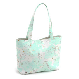 Mermaid Magic  Small Tote Bag By Hobby Gift