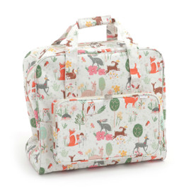 Woodland  Sewing Machine Bag By Hobby Gift