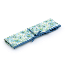 Lydia  Knitting Pin Roll (Filled with Bamboo Pins) By Hobby Gift
