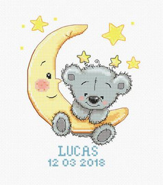 Lucas Sampler Cross Stitch Kit By Luca S
