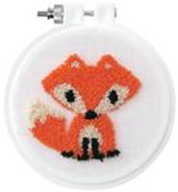 Fox PUNCH KIT By Design Works