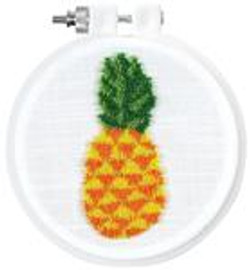 Pineapple PUNCH KIT By Design Works